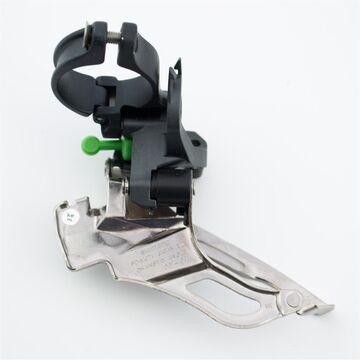Shimano XTR FD-M971 2L6 MTB Umwerfer 3x9-fach 34,9mm Schelle NEU