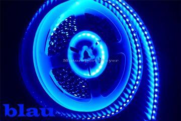 LED Streifen Strip 12V Wasserdicht IP68 120 LED//m 5m