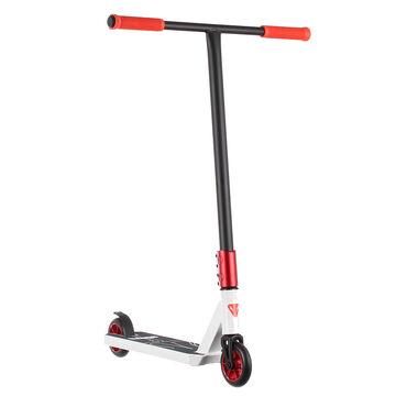 Anaquda Shiva Stunt-Scooter T-Bar H=88cm SCS trick tret Roller weiss schwarz rot