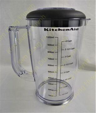 KitchenAid 5khb2571esx Artisan Mixeur Plongeant Handmixer Mixer pirater haché 5 Speed