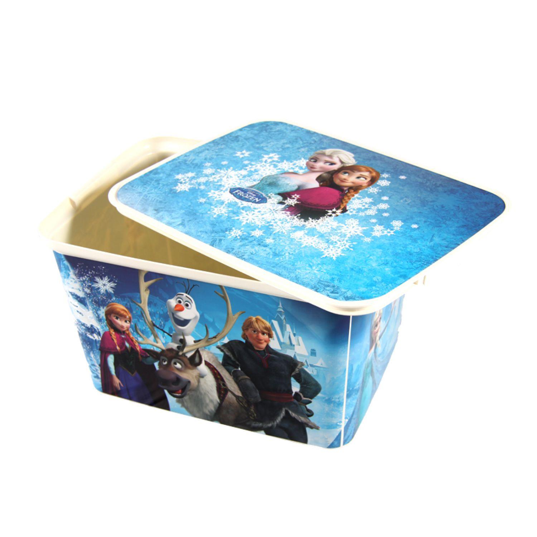 Deko box disneys eisk nigin frozen aufbewahrungskiste for Elsa zimmer deko