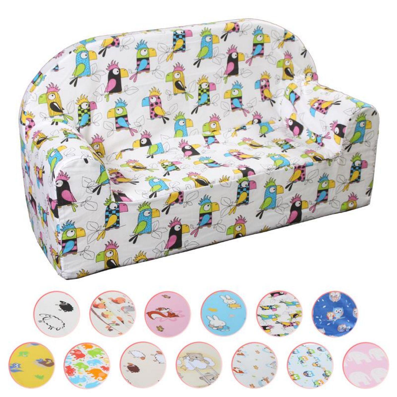 kindersofa 75x29x43cm sofa kinder kinderzimmer softsofa. Black Bedroom Furniture Sets. Home Design Ideas