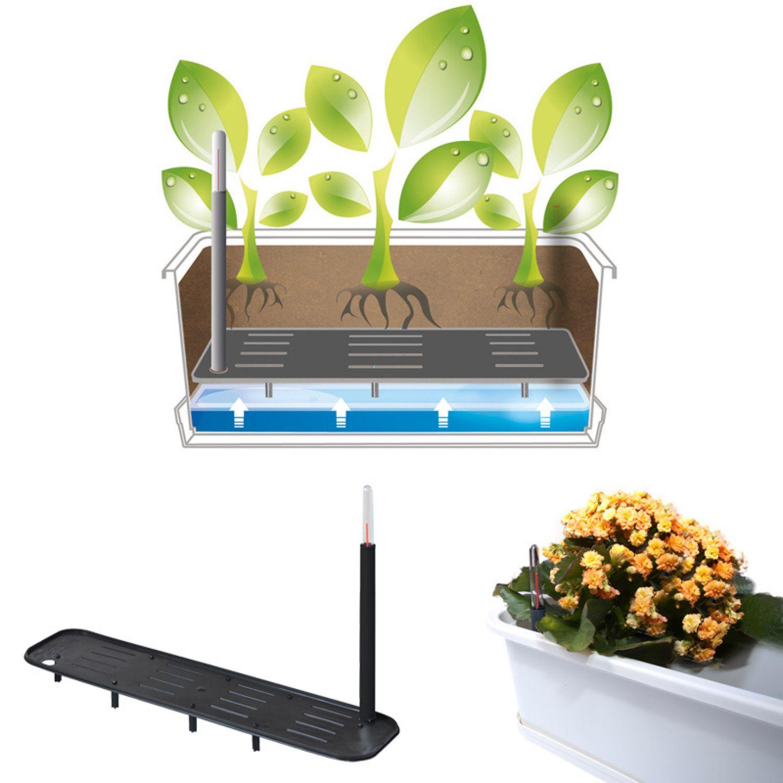 blumenkasten untersetzer wasserspeicher pflanzentopf blumentopf