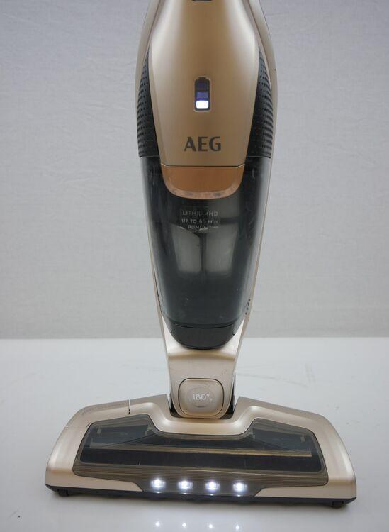 AEG Ergorapido CX7-2-S360 2in1 Akku-Staubsauger (beutellos ...
