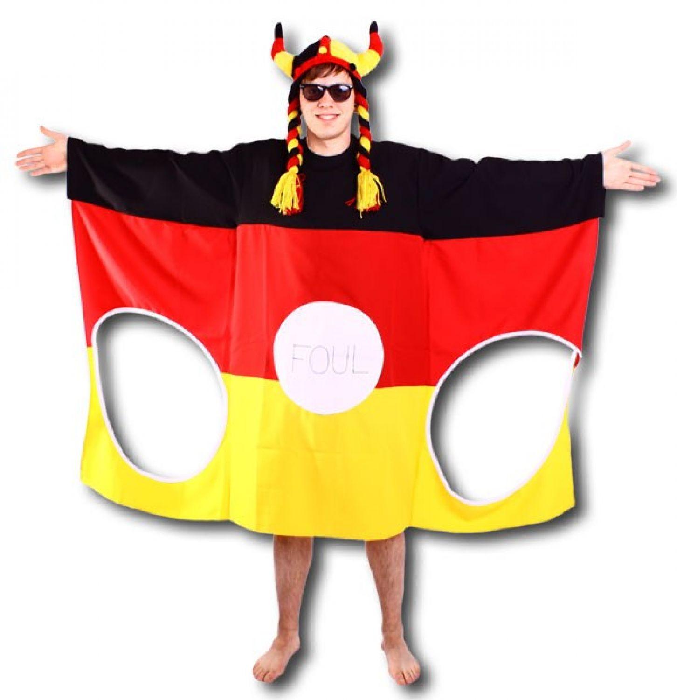 Deutschland Hawaiikette Sommermärchen Fußball Fan Zubehör Fasching Party JGA