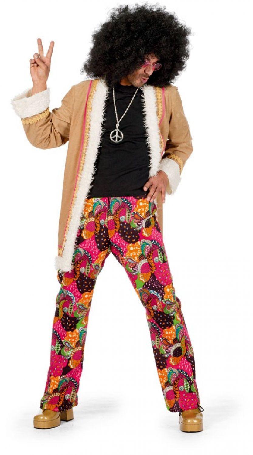 Hippie Kostum Verkleidung Herren Manner Outfit Karnevalskostum