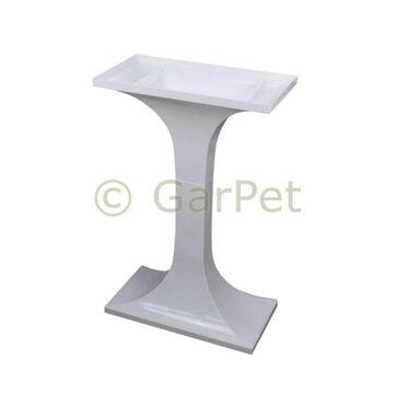 Details zu Vogelkäfig Ständer Tisch Vögel Käfigständer Käfighalter Vogelkäfigständer GP260