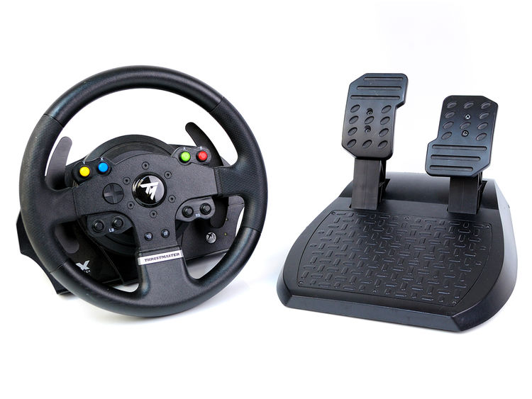 thrustmaster xbox one lenkrad tmx force feedback. Black Bedroom Furniture Sets. Home Design Ideas