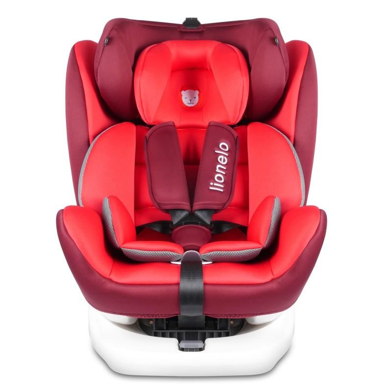 Lionelo-Bastiaan-360-Auto-Kindersitz-Autositz-ISOFIX-9-36Kg-Gruppe-0-1-2-3-TUV Indexbild 17