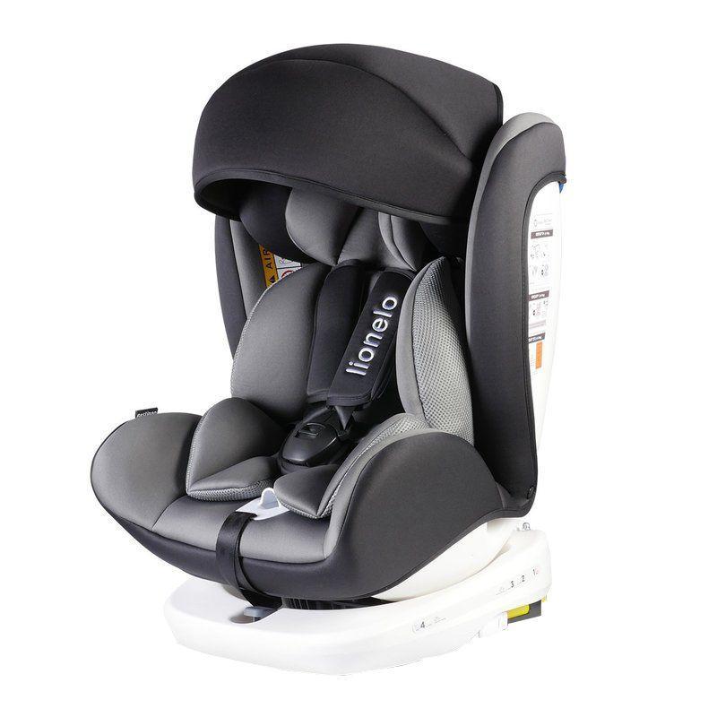 Lionelo-Bastiaan-360-Auto-Kindersitz-Autositz-ISOFIX-9-36Kg-Gruppe-0-1-2-3-TUV Indexbild 7