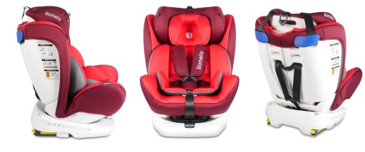 Lionelo-Bastiaan-360-Auto-Kindersitz-Autositz-ISOFIX-9-36Kg-Gruppe-0-1-2-3-TUV Indexbild 22