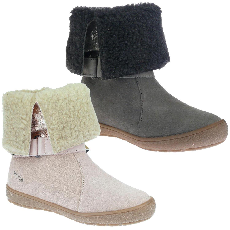 Primigi PTY GTX 24370 hochwertiger Leder Stiefel Gore Tex Warmfutter Glitzer   eBay