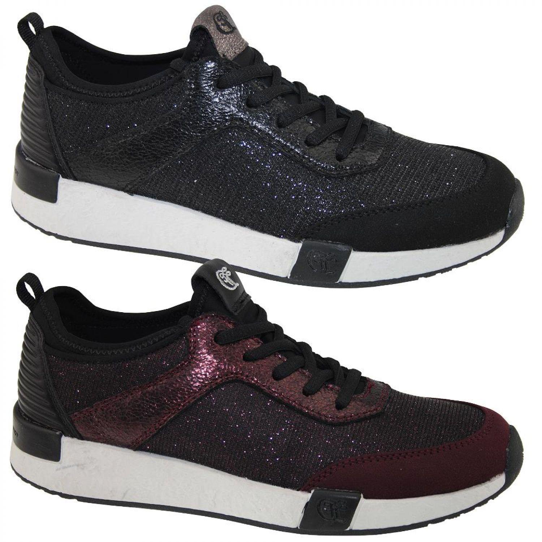 Zu Tom Tailor Sneaker Damen Gr 3799106 42 Optik Low Details 37 Glitzer Top 8wvN0mn