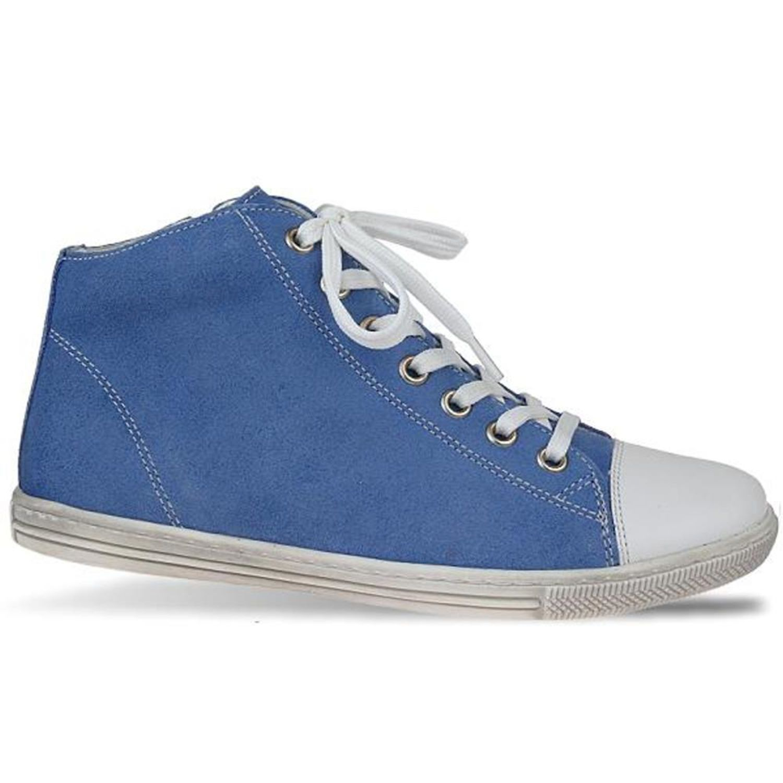 silber NEU//OVP JOCHIE FREAKS Ballerina 12061 blau
