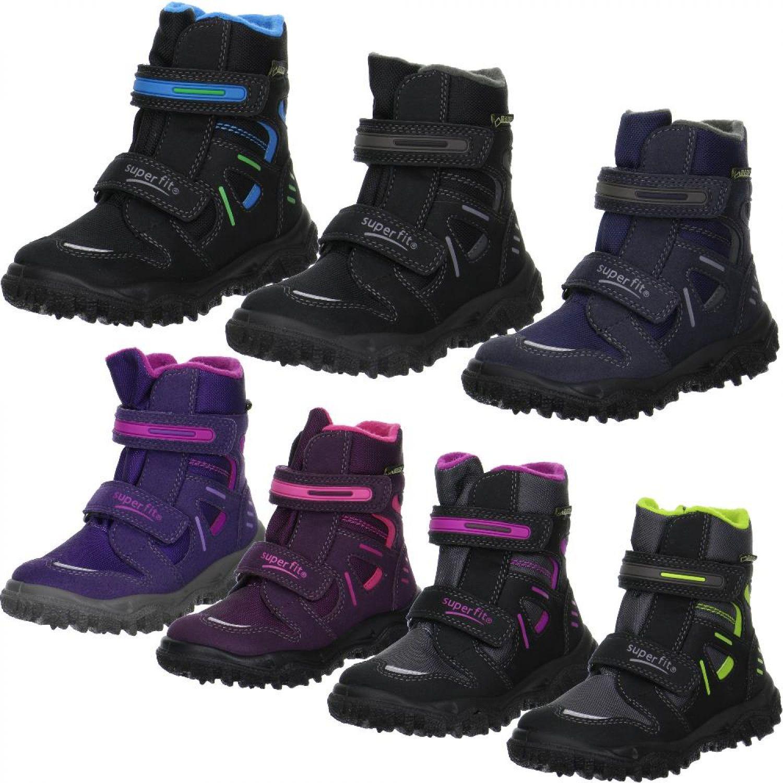 Billig Superfit Winter Boots HUSKY Winterstiefel