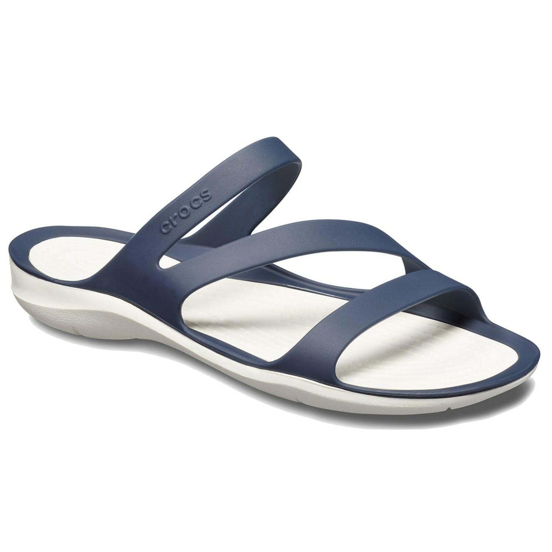 Details zu CROCS Women's Swiftwater™ Sandale 203998 Badeschuhe Badelatschen Gr.36 43