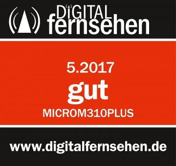 FULL HD Digital Sat Receiver Micro M310//12V PLUS DVB-S2 EasyFind USB HDMI Kabel