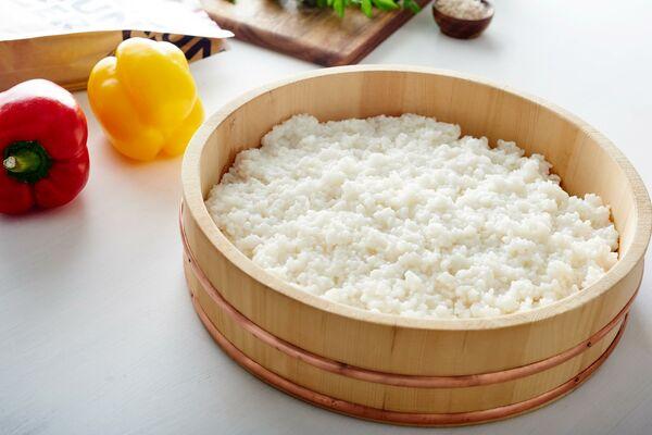 48cm Reishunger HANGIRI Bois Bol pour sushi riz moyen professionnel HANGIRI