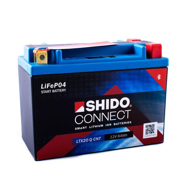 YTX16-BS Batterie Triumph Tiger 800 XC ABS  Bj 2014 Shido Lithium LTX16-BS