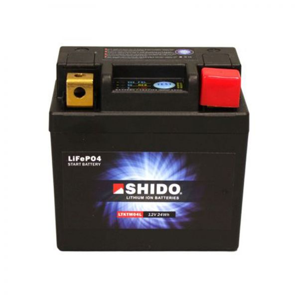 SHIDO Charger Dc3 for all 12 V Battieren Lithium Gel AGM Acid