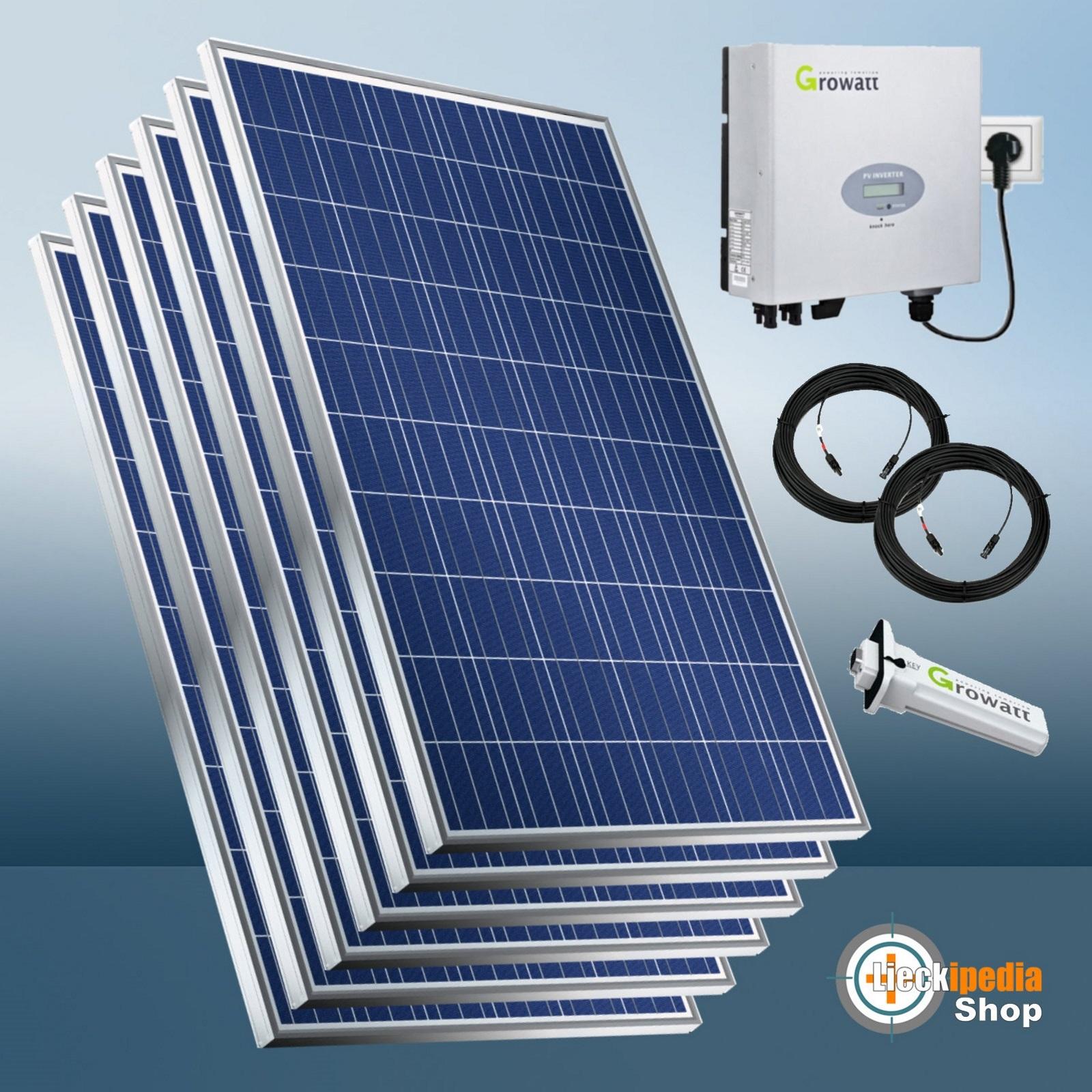 1500 watt solaranlage photovoltaikanlage einspeisung plug. Black Bedroom Furniture Sets. Home Design Ideas