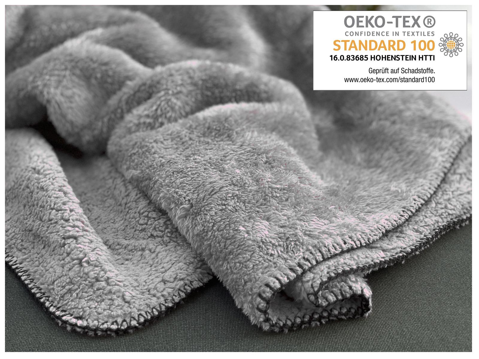 Indexbild 8 - Super Soft Kuscheldecke Langfloor Teddy Fleece XL 200x150 Plüsch Decke Typ716
