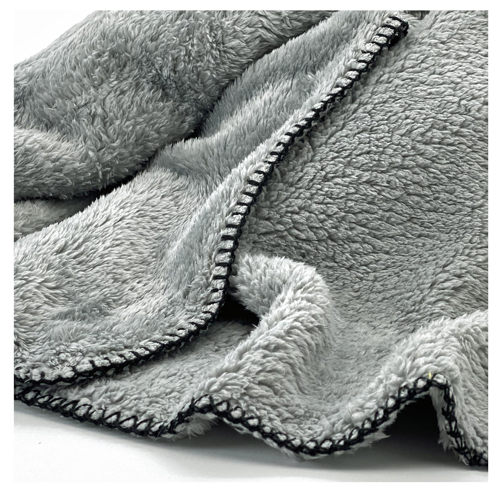 Indexbild 6 - Super Soft Kuscheldecke Langfloor Teddy Fleece XL 200x150 Plüsch Decke Typ716