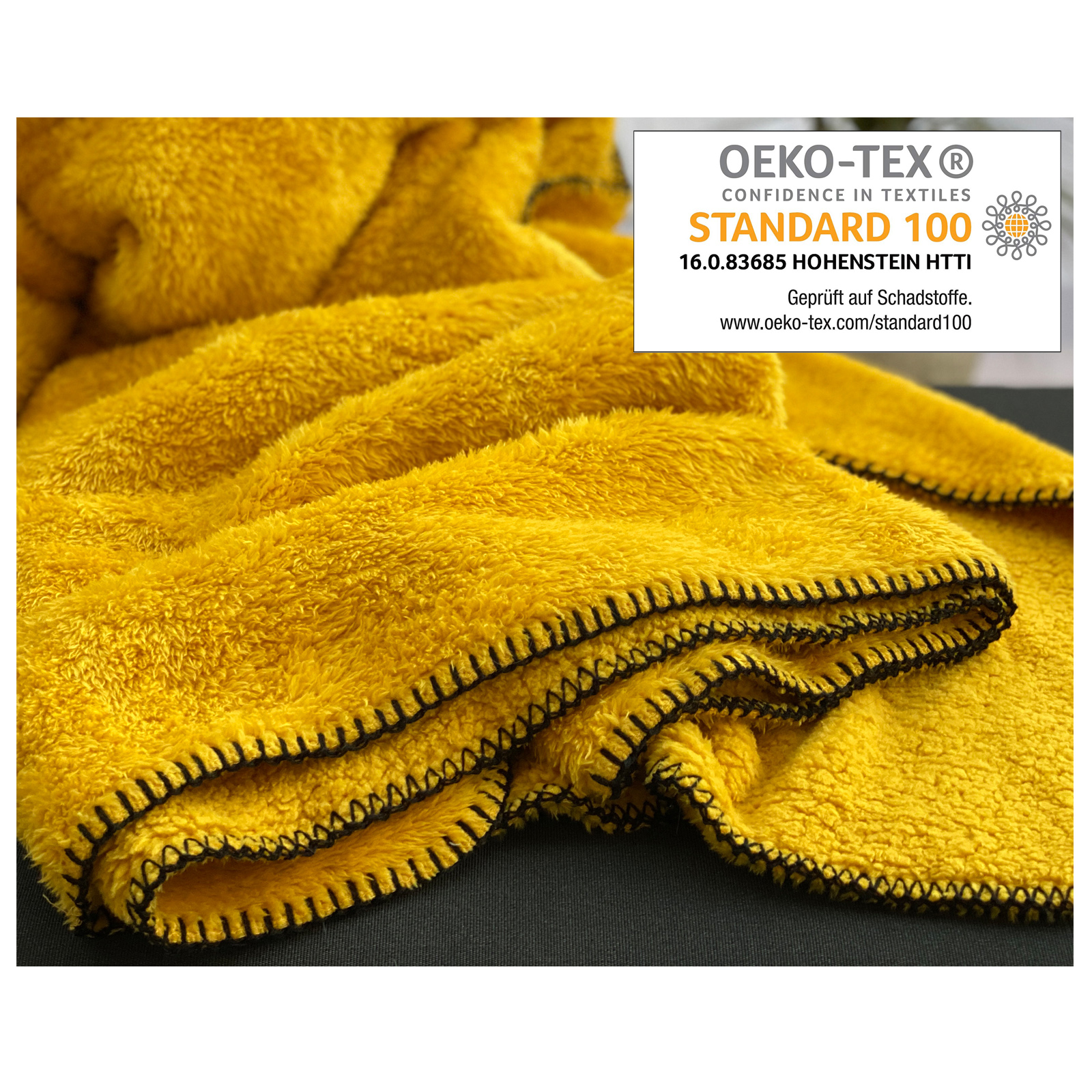 Indexbild 23 - Super Soft Kuscheldecke Langfloor Teddy Fleece XL 200x150 Plüsch Decke Typ716