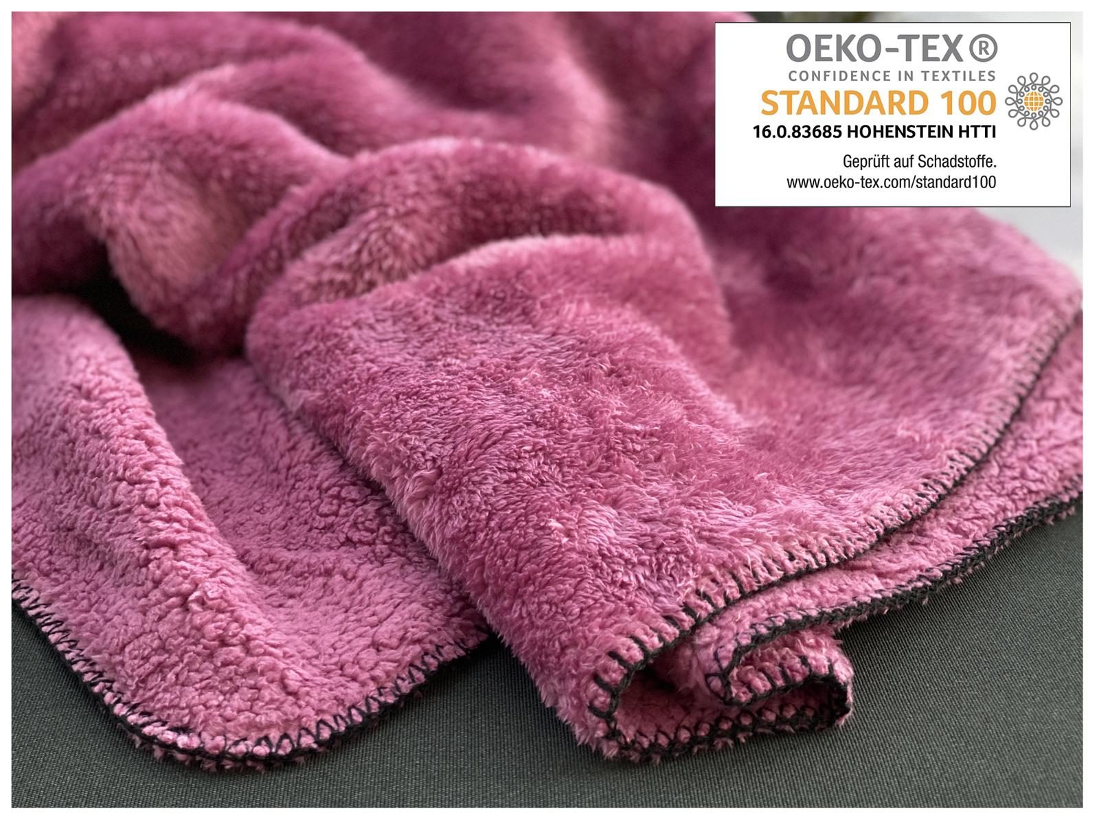 Indexbild 28 - Super Soft Kuscheldecke Langfloor Teddy Fleece XL 200x150 Plüsch Decke Typ716