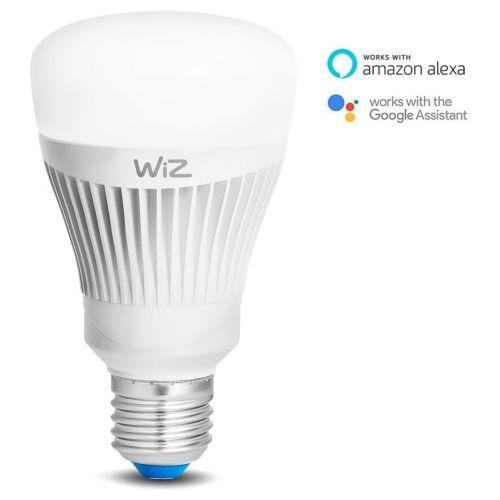 Amazon Alexa E27 Google Assistant Kunststoff Acryl LED weiss
