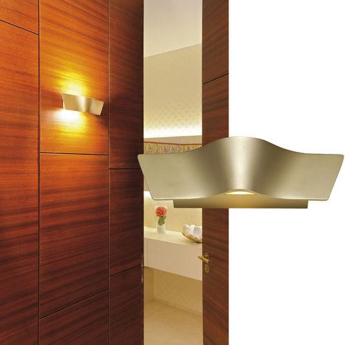 SLVWave Wandleuchte Aluminium Badezimmer LED Schlafzimmer