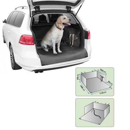 Kofferraumschutzdecke für Mitsubishi ASX Geländewagen SUV 5-türer 02.10