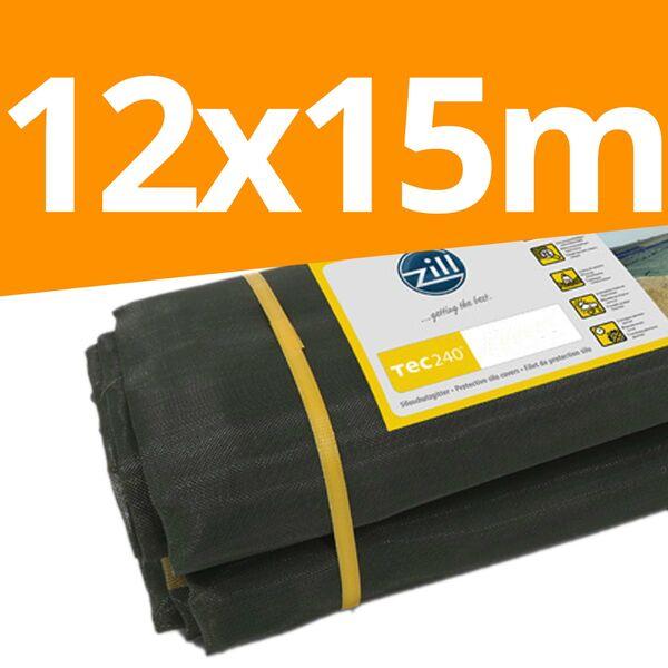 Punto ® siloschutzgitter 10x12m 240g//m² silagenetz silogitter silonetz silo tec240