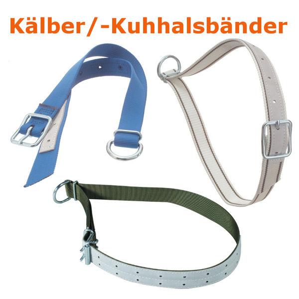 Farbe blau Halsriemen Halsband für Schafe Ziegen