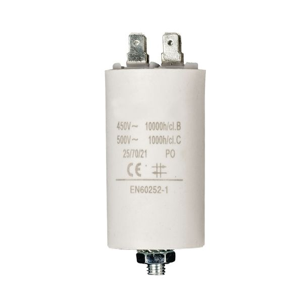 10µF Betriebskondensator 10uF Anlaufkondensator Motorkondensator MKA450-10 COMAR
