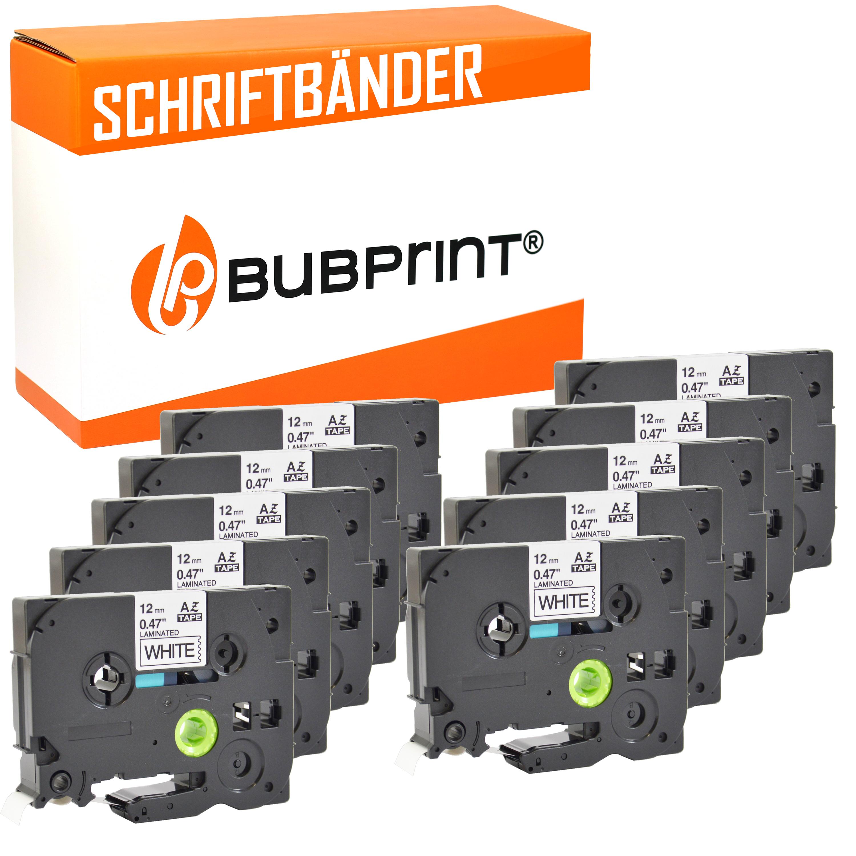 2 Farbband für Brother TZ-231 P-Touch H105WB H105WN H110 H200 H300 H300Li 9500PC