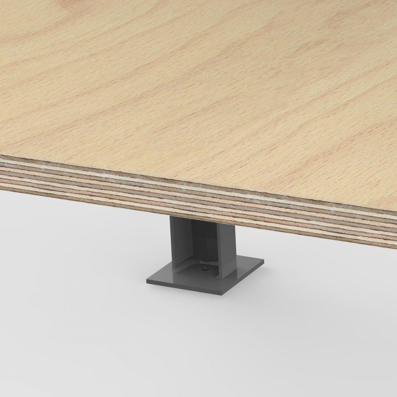 profi werkbank 150 cm x 80 cm mit 40 mm multiplexplatte. Black Bedroom Furniture Sets. Home Design Ideas