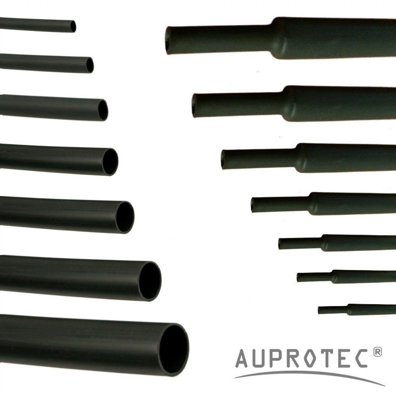 """2-20m Schrumpfschlauch 2,4 mm Isolierschlauch 3//32/"""" für Kfz Kabel UL-Zulassung"""