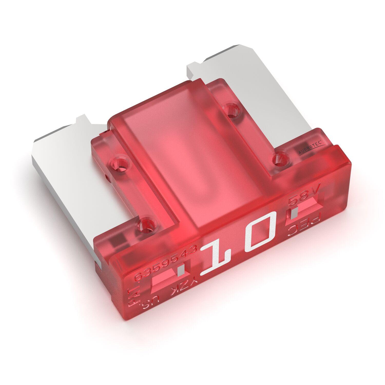 58 V Mini LP Flach Sicherung 4 A Low Profile Fuse Stecksicherung rosa 10 Stück