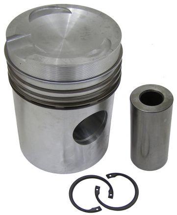 Kolben und Zylinderlaufbuchse Ø 90 mm für Hanomag D28LA 151101012 151331000