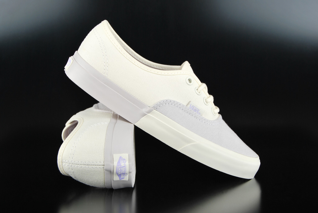 0497ef4e30 VANS AUTHENTIC DX (BLOCKED) CLASSIC WHITE WIND CHIME SNEAKER SCHUHE  SKATERSCHUHE