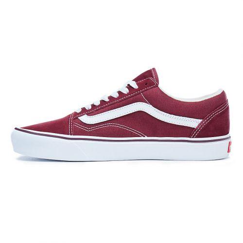 3e1d208c46 Vans Old Skool Lite Suede Canvas Port Royale Skateboard Shoes Shoes ...