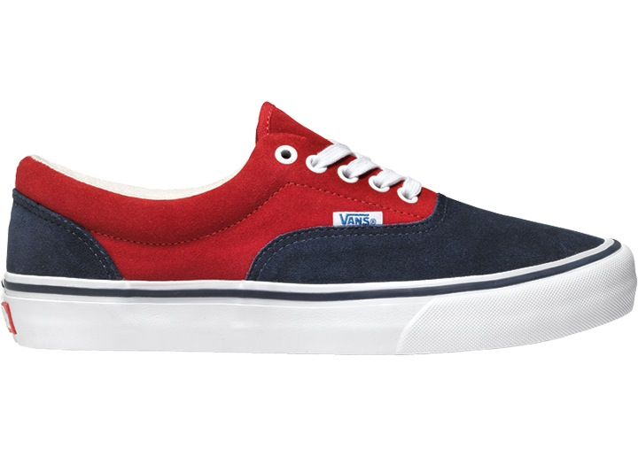 Vans Era 50th Pro Navy/Red Uomo Skateboard Scarpe Shoes Tg. 3947