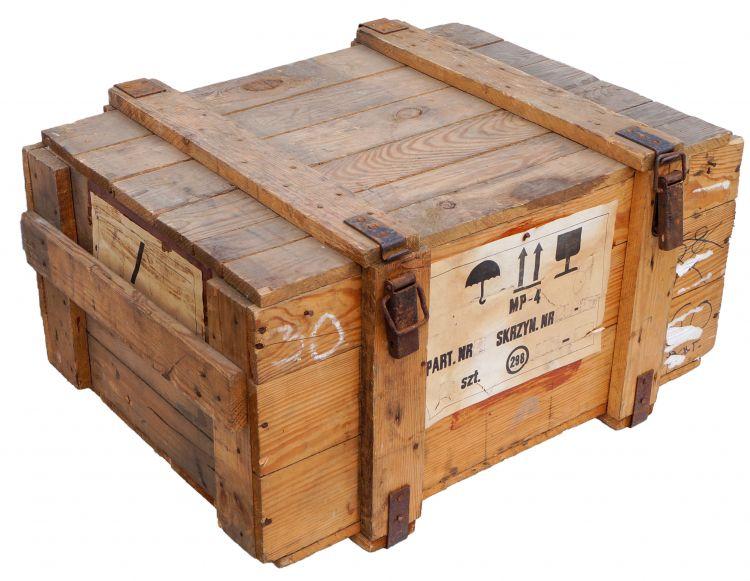 Cassetta munizioni di trasporto cassa per legna militare tavolo