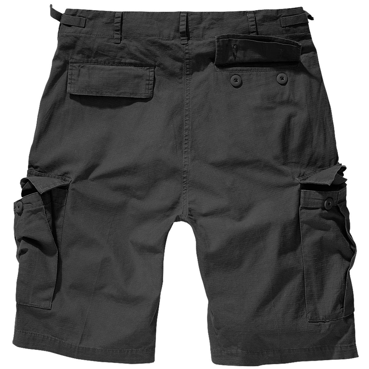 Brandit-BDU-Ripstop-Shorts-S-7XL-Army-Cargo-Bermuda-Outdoor-Short-kurze-Hose miniatura 3
