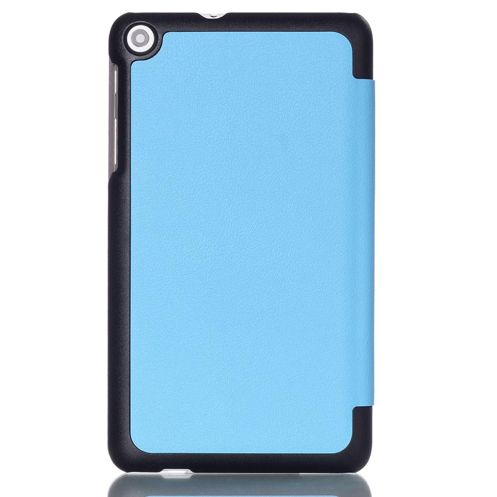 Custodia-Per-Huawei-Honor-T2-Pro-7-0-Pollici-a-Libro-Smart-Cover-Lanciare-Riparo miniatura 26