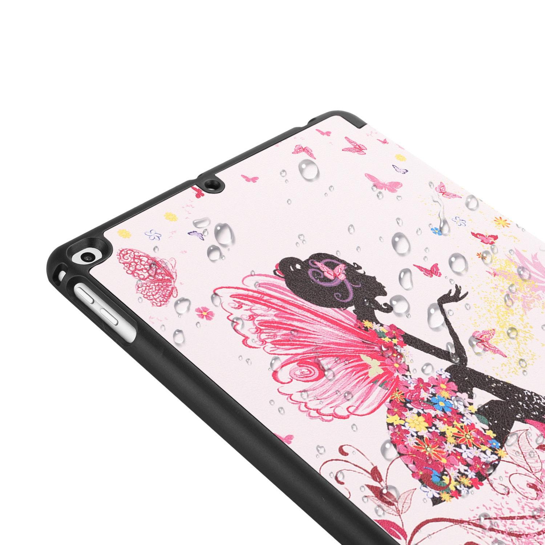 Custodia-per-Apple-iPad-9-7-2017-2018-Custodia-Protettiva-Slim-Case-Smart-Cover-Astuccio-Custodia miniatura 52