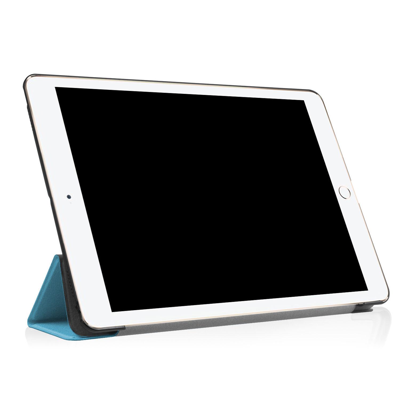 Smart-Cover-Per-Apple-IPAD-Pro-2017-Slim-Custodia-Case-Lanciare-Borsa-Protettiva miniatura 34