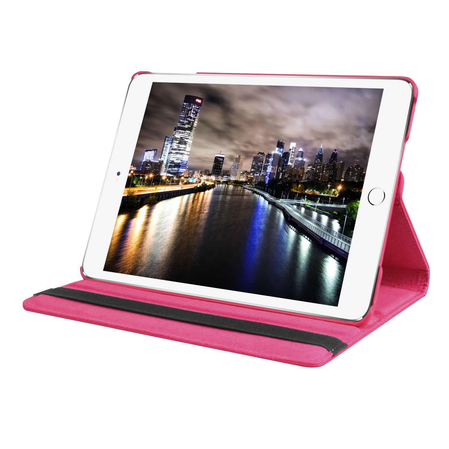 Custodia-per-Apple-iPad-Pro-2017-iPad-Air-3-10-5-Smart-Cover-Case-Custodia-Protettiva miniatura 40