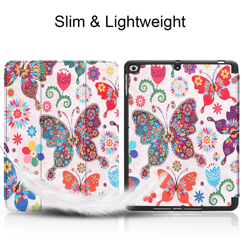 Custodia-per-Apple-iPad-9-7-2017-2018-Custodia-Protettiva-Slim-Case-Smart-Cover-Astuccio-Custodia miniatura 14
